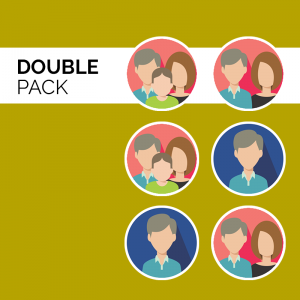 TPPT Dewasa Double Pack