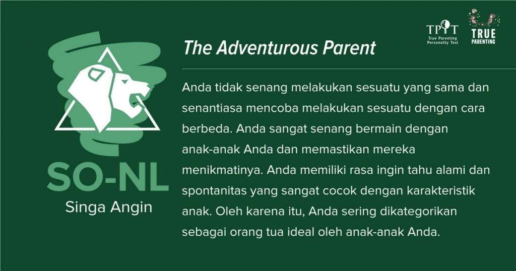 Singa Angin (SO-NL) - Most Amusing