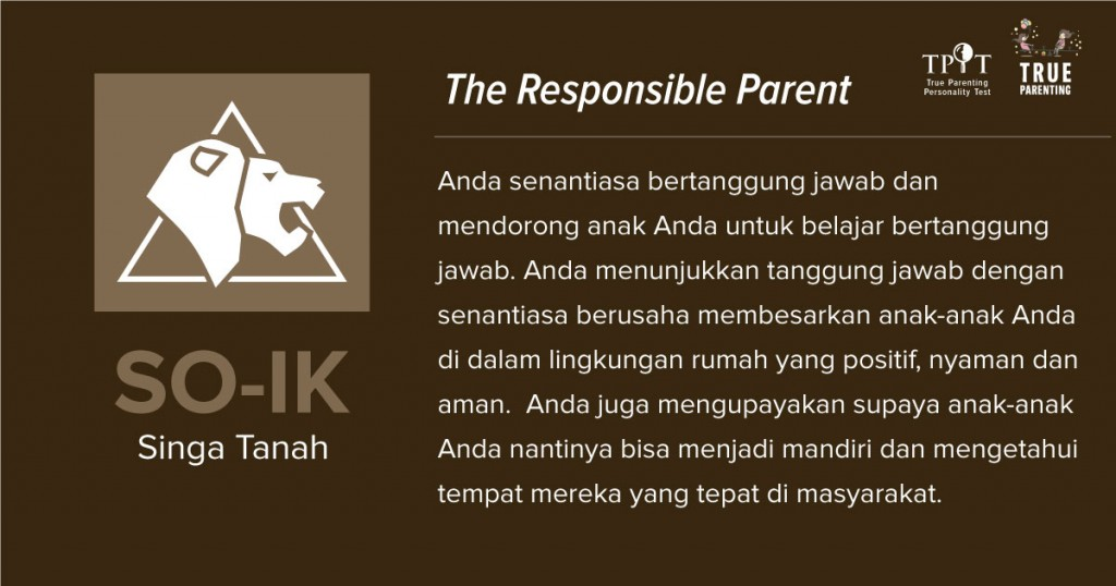 Singa Tanah (SO-IK) - Most Reliable